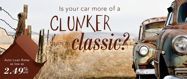 Is your car a classic or clunker?