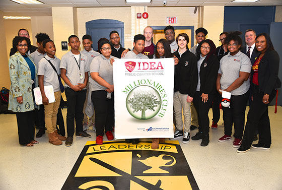 IDEA Charter School Millionaires Club