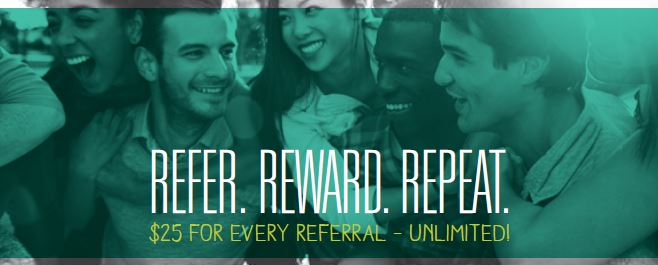 Refer Reward Repeat